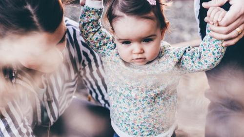 Kindererziehung in einer Zeit des Materialismus