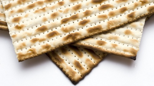 Unleavened crackers