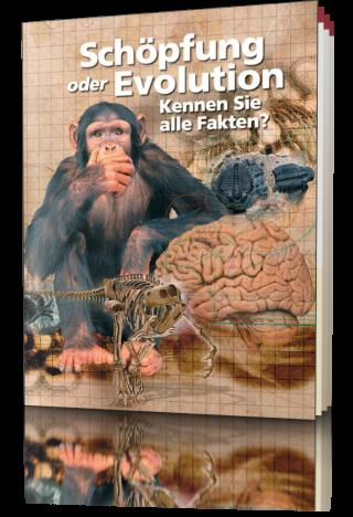 Schöpfung oder Evolution: Kennen Sie alle Fakten?