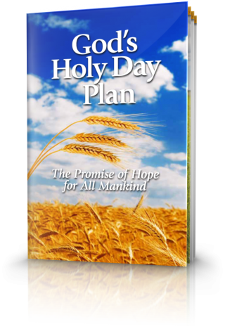 God's Holy Day Plan - The Promise of Hope for All Mankind