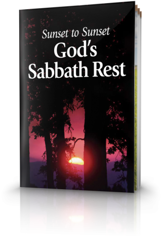 Sunset to Sunset - God's Sabbath Rest